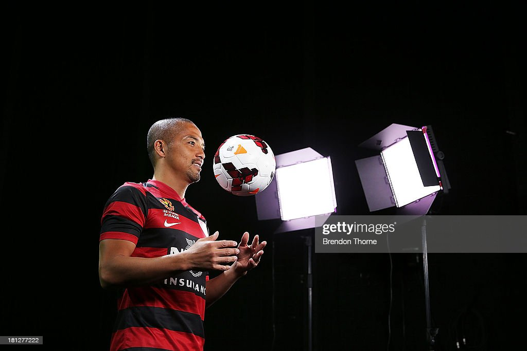 2013/14 Western Sydney Wanderers Portrait Session