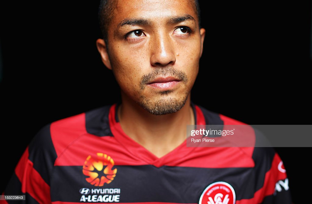 A-League Player Portrait Session : News Photo