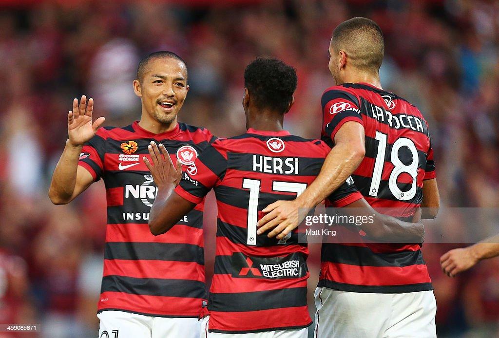 A-League Rd 11 - Western Sydney v Central Coast