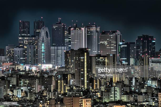 Shinjuku Nightscape