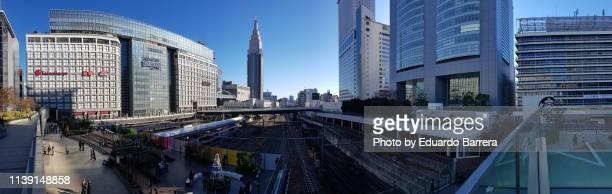 shinjuku panoramic - 埼玉県 ストックフォトと画像