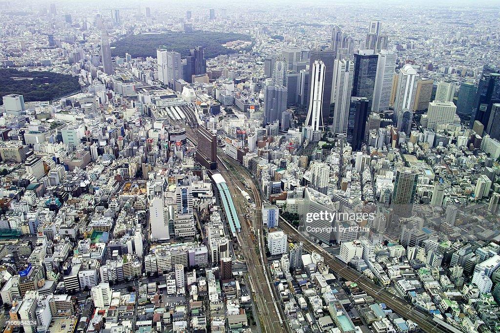 Shinjuku : Foto de stock