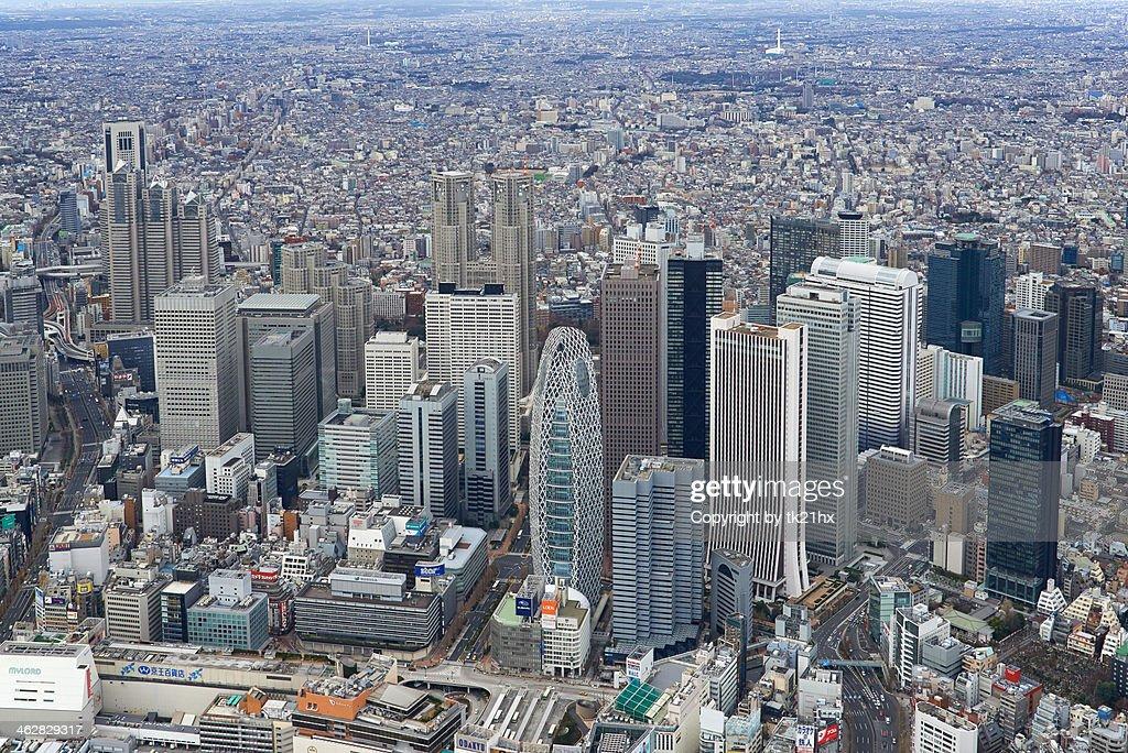 Shinjuku : ストックフォト