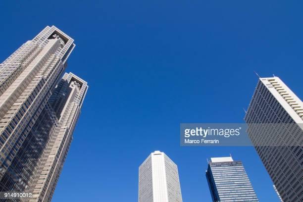 Shinjuku Skyscrapers, Japan