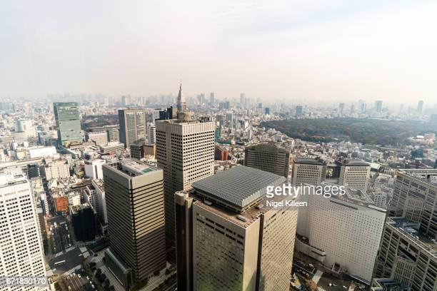 shinjuku, tokyo, japan - yoyogi tokyo stock photos and pictures