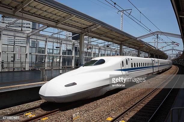 Shinkansen N700 Series in Japan