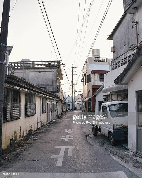 Shinmachi street, Okinawa