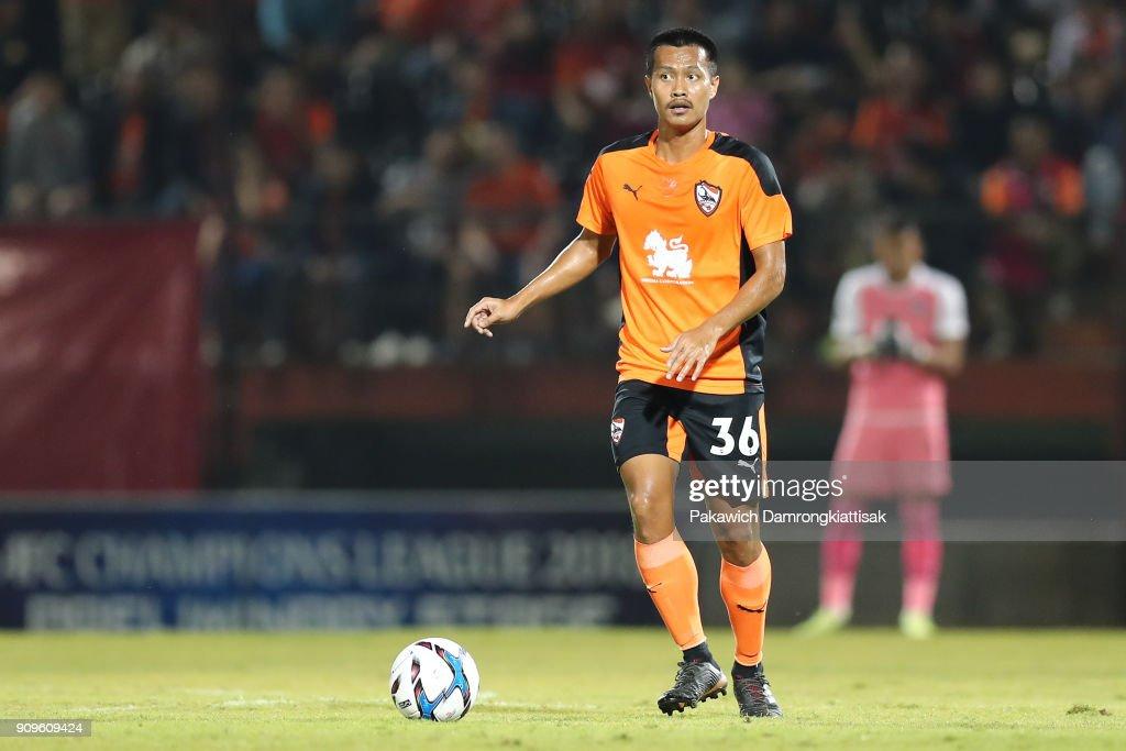 Chiangrai United v Bali United - AFC Champions League 2018 Preliminary Stage