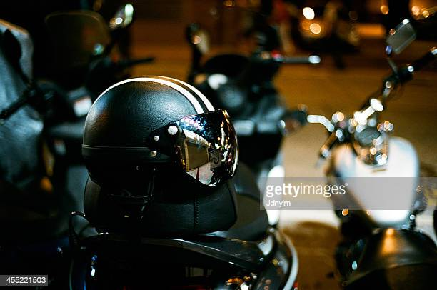shinny helmet - crash helmet stock pictures, royalty-free photos & images