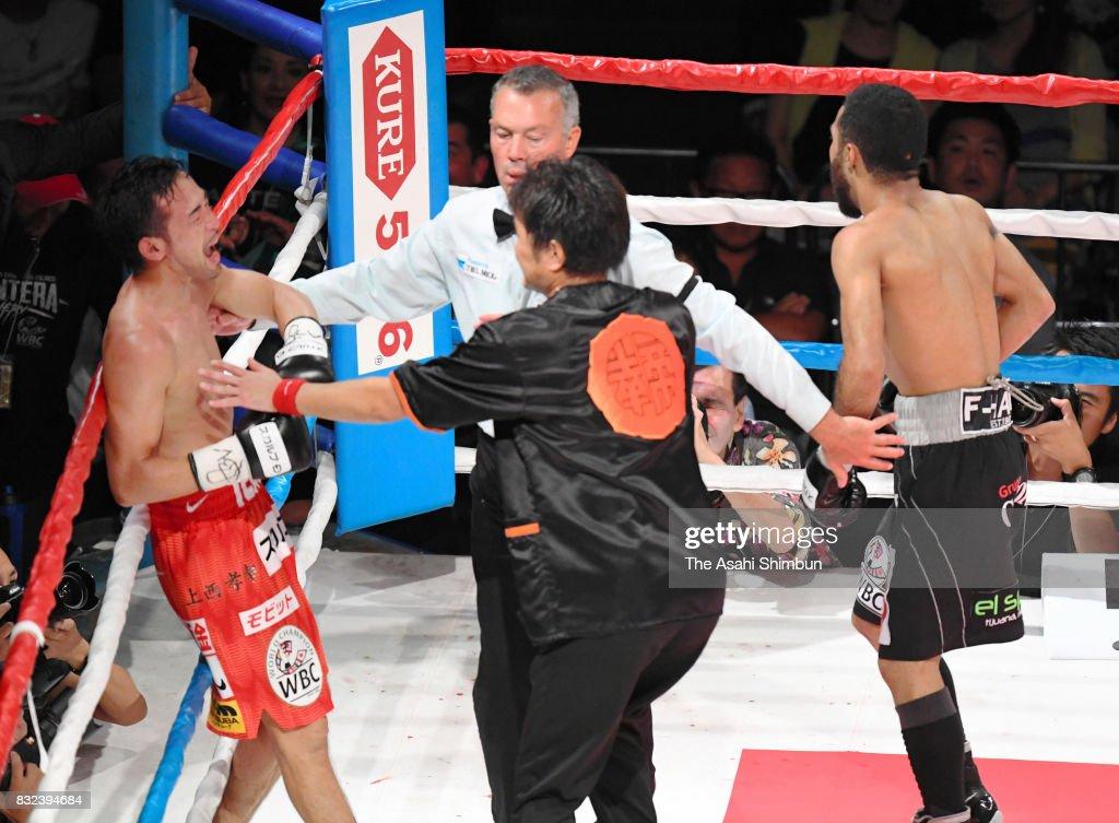 Shinsuke Yamanaka v Luis Nery - WBC Bantamweight Title Bout