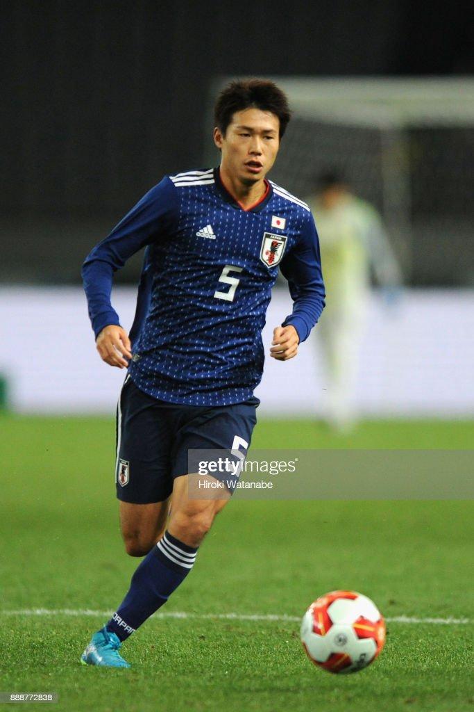 Japan v North Korea - EAFF E-1 Men's Football Championship : Nieuwsfoto's