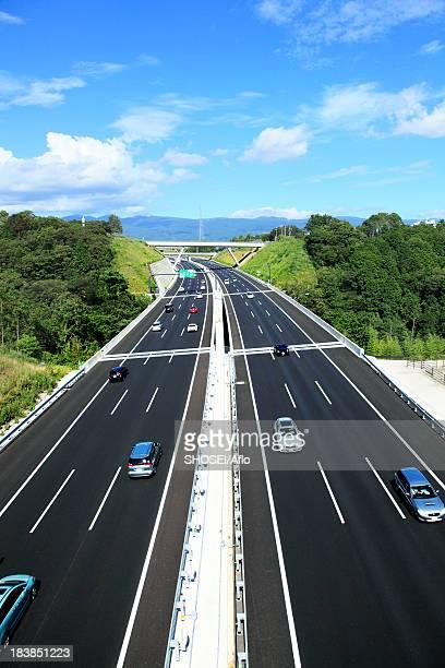 shin-tomei expressway - tokai region stock pictures, royalty-free photos & images