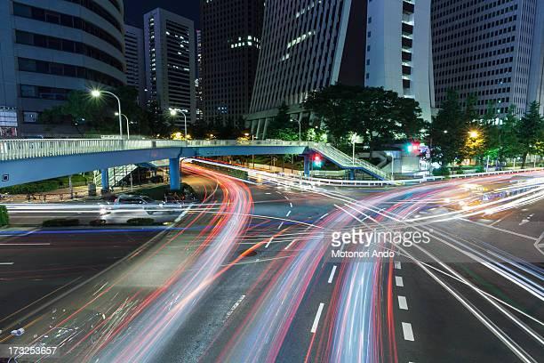 Shintoshin-hodoukyou-shita Intersection