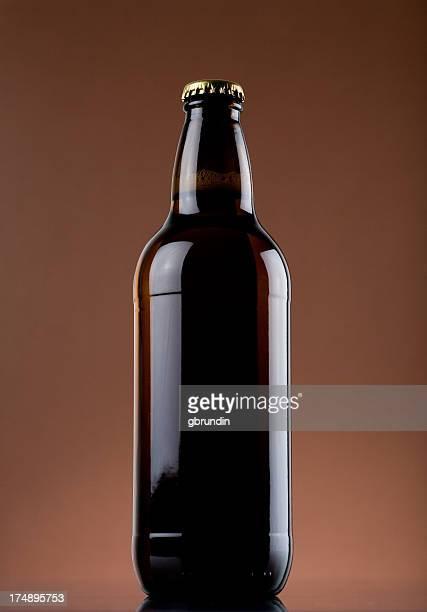 Brillant Bouteille de bière