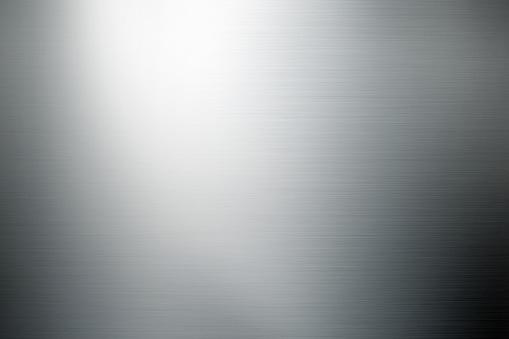 shiny brushed metal background 183810207
