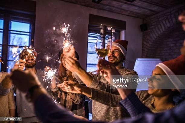 Shiny celebration of New Year!
