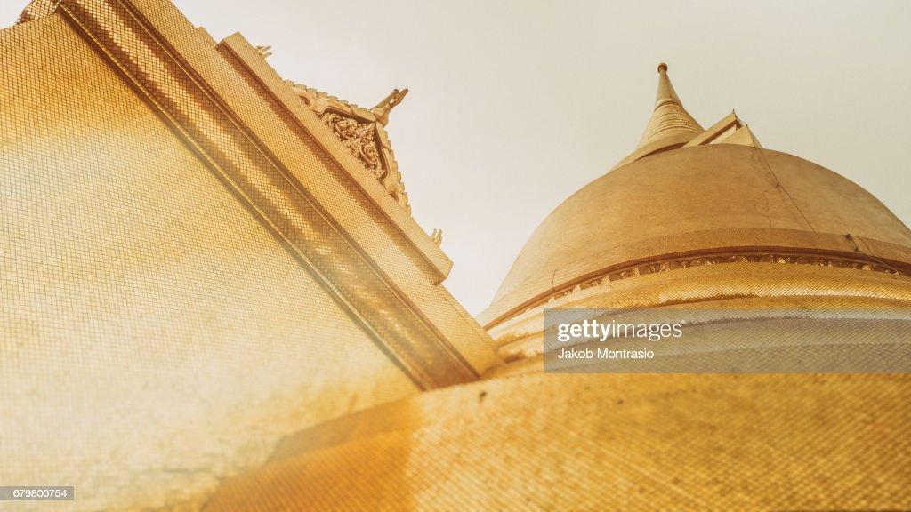 Shiny Grand Palace : Stock Photo
