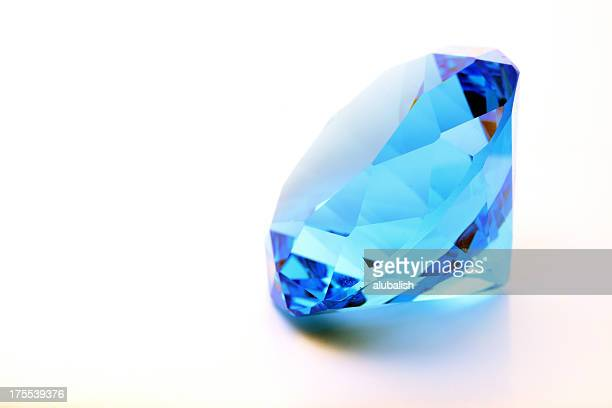 Glänzende Sapphire