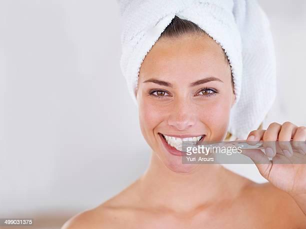 Glänzende putzen und Pfefferminz-Luft und gewinnen!
