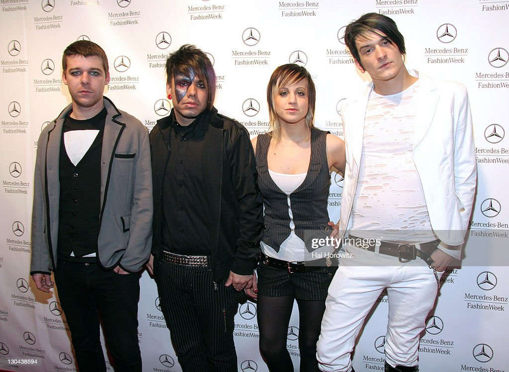Mercedes-Benz Fashion Week Fall 2007 -  Official Fashion Week Kick-Off Party
