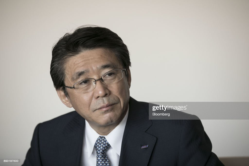 ANA Holdings CEO Shinya Katanozaka Interview
