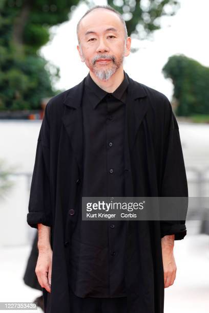 Shinya Tsukamoto arrives for the Closing Night Ceremony during the 76th Venice Film Festival on September 7 2019 in Venice Italy