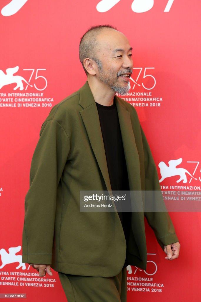 ITA: Zan (Killing) Photocall - 75th Venice Film Festival