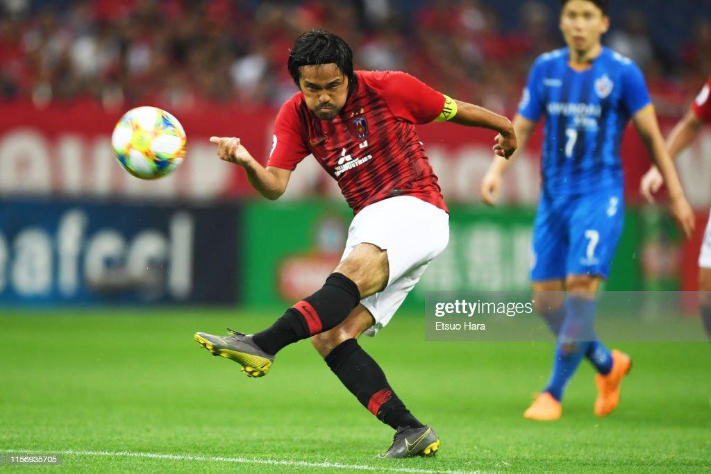 Urawa Red Diamonds v Ulsan Hyundai - AFC Champions League Round of 16 1st Leg : ニュース写真