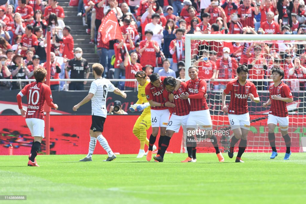 JPN: Urawa Red Diamonds v Vissel Kobe - J.League J1