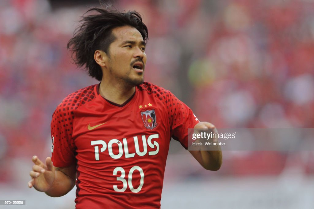 Urawa Red Diamonds v Ventforet Kofu - J.League Levain Cup Play-Off 2nd Leg : ニュース写真