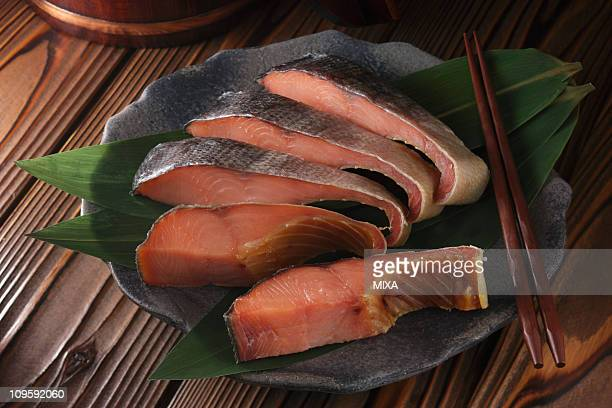 shiobiki-syake - salted stock pictures, royalty-free photos & images