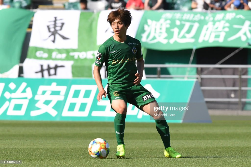 Tokyo Verdy v JEF United Chiba - J.League J2 : ニュース写真