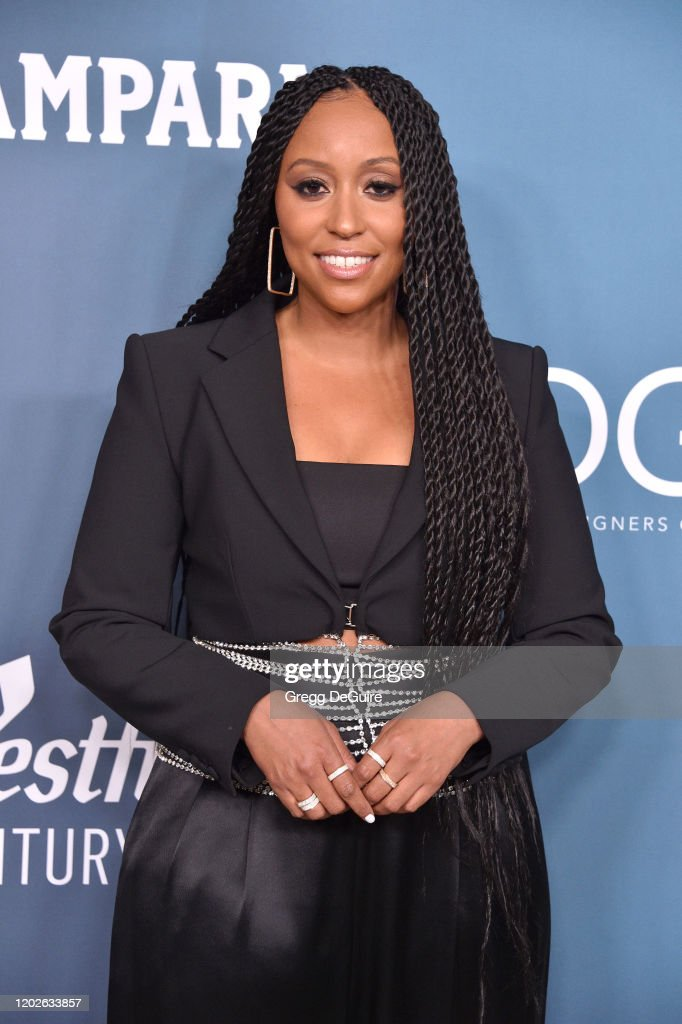 22nd CDGA (Costume Designers Guild Awards) – Arrivals And Red Carpet : News Photo