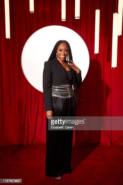 Shiona Turini attends the 22nd Costume Designers Guild Awards at The Beverly Hilton Hotel on January 28 2020 in Beverly Hills California
