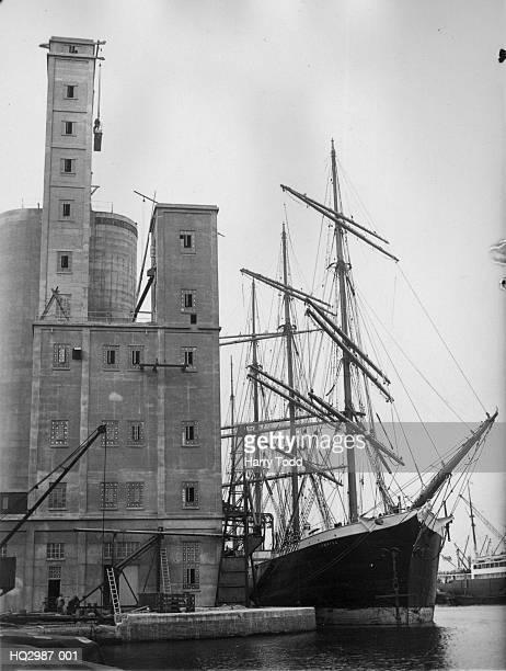 Ship And Silo