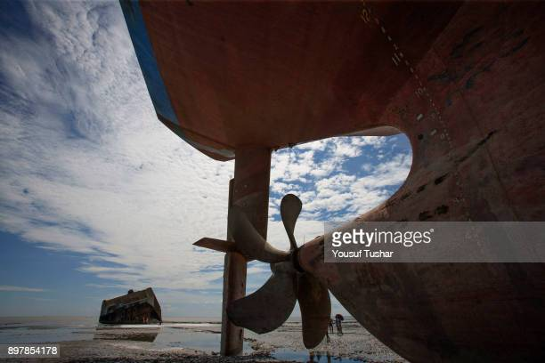 Ship breaking labors working at Sitakundo ship breaking yard. The ship breaking industry at Sitakundo started its operation in 1960.Due to lower...