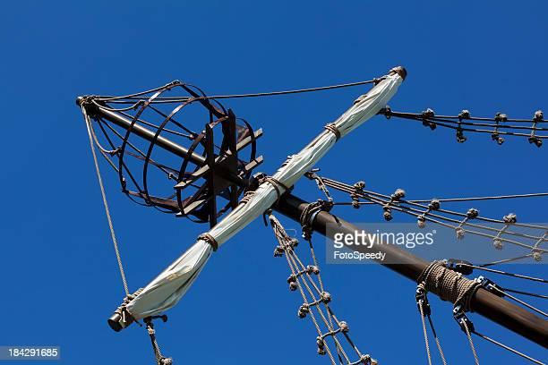 船 crow's nest