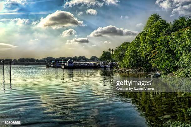 Ship Ferry - Hussain Sagar Lake