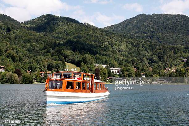 Ship on the Tegernsee