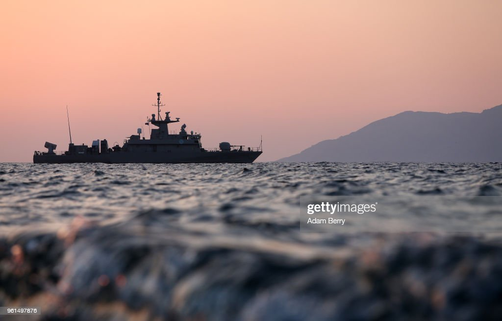 Lesbos Remains Destination For Refugees