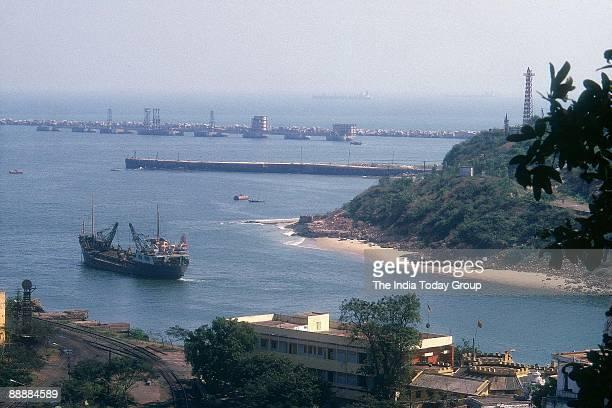 Ship Yard including Berthing facilities at Visakhapatnam Port