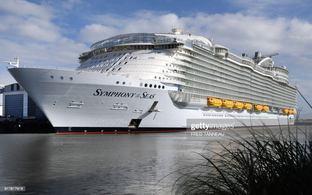 US Shipowner Royal Caribbeans New Oasisclass Cruise Ship - Symphony cruise ship south africa