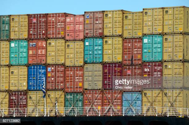 Shipping Containers Container Port Marseille