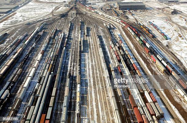 14 Helicopter Tour Of Intermodal Yards Outside Chicago