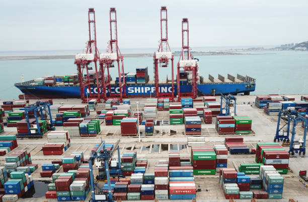CHN: Lianyungang Port Foreign Trade