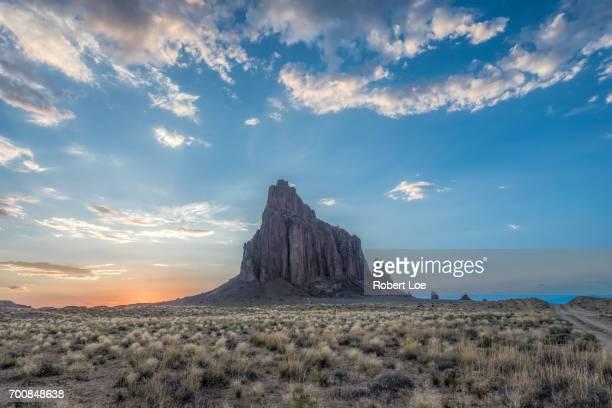 shiprock - ニューメキシコ州 ストックフォトと画像