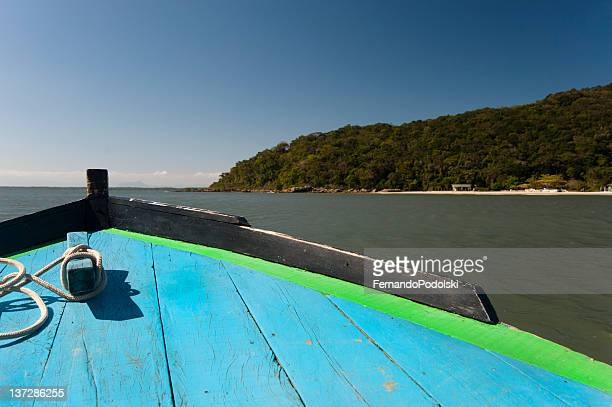 ship's bow - parana state stock pictures, royalty-free photos & images