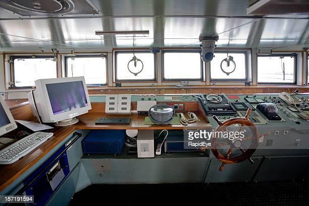 Ship's bridge