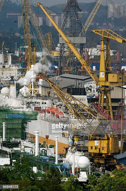 33 Sembcorp Marine Ltd Pictures, Photos & Images - Getty Images