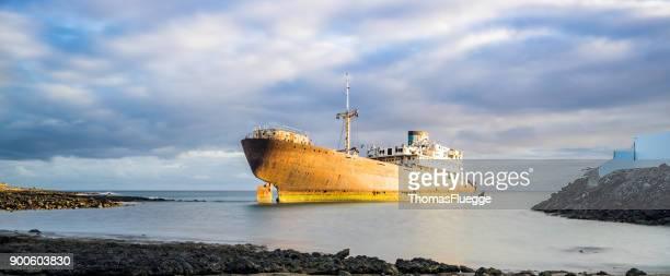 Schiffbruch auf Lanzarote